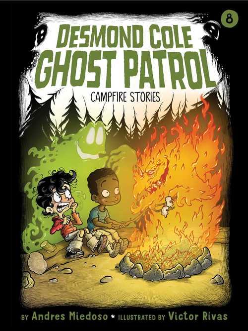 Campfire Stories book