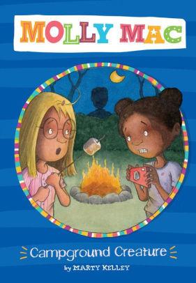 Campground Creature book