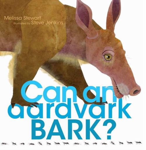 Can an Aardvark Bark? book