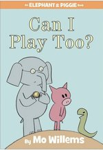 Can I Play Too? book