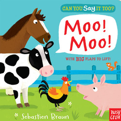 Can You Say It, Too? Moo! Moo! book