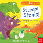 Can You Say It, Too? Stomp! Stomp! book