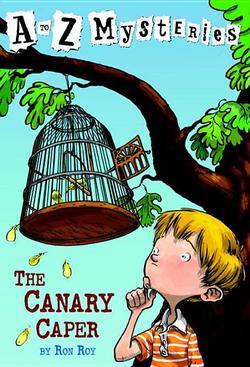 Canary Caper book
