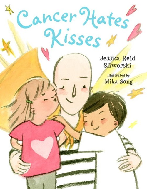 Cancer Hates Kisses Book