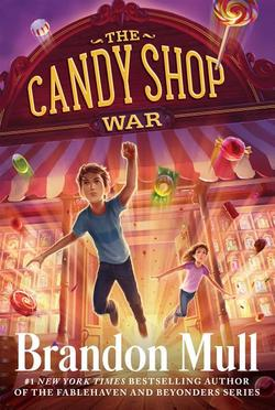 Candy Shop War book