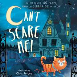 Can't Scare Me! book