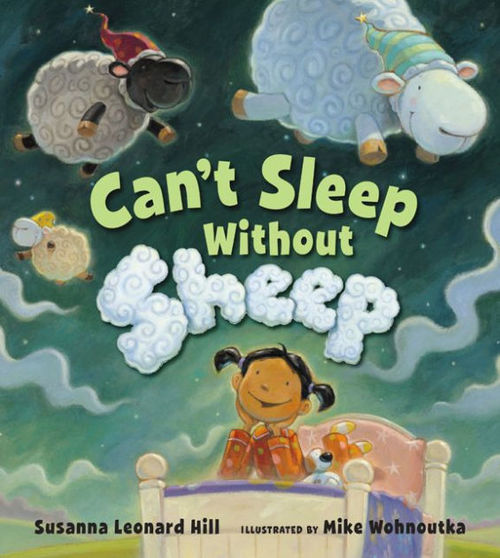 Can't Sleep Without Sheep Book