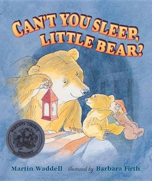 Can't You Sleep, Little Bear? book