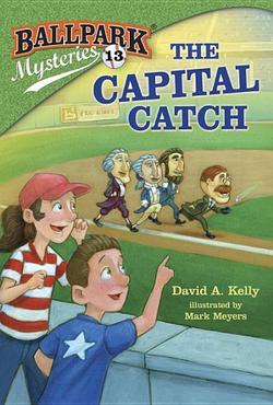 Capital Catch book