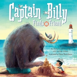 Captain Billy and the Beast book