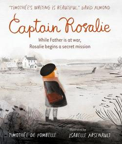 Captain Rosalie Book