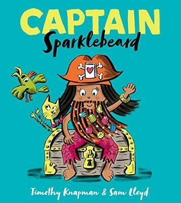 Captain Sparklebeard book