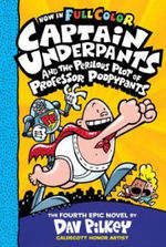 Captain Underpants and the Perilous Plot of Professor Poopypants book