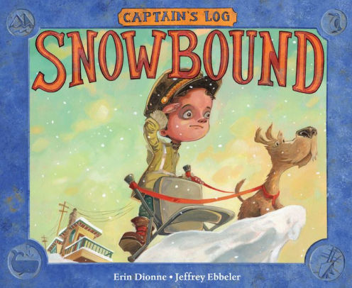 Captain's Log: Snowbound book