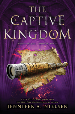 Captive Kingdom (the Ascendance Series, Book 4), Volume 4 book