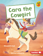 Cara the Cowgirl book