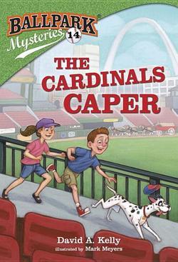 Cardinals Caper book
