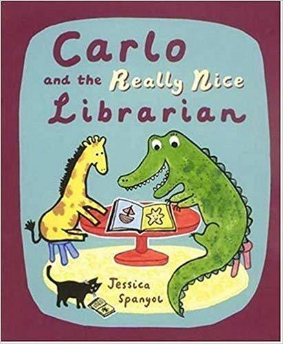 Carlo and the Really Nice Librarian book