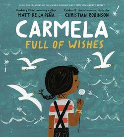 Carmela Full of Wishes book
