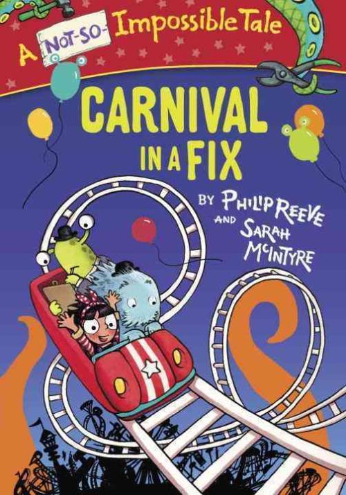 Carnival in a Fix book