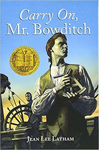 Carry On, Mr. Bowditch book
