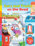 Cars and Trucks on the Road book