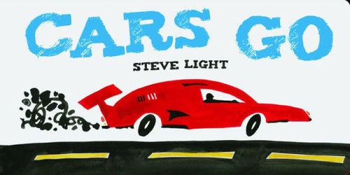 Cars Go book