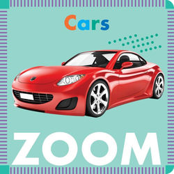 Cars Zoom book