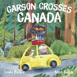 Carson Crosses Canada book