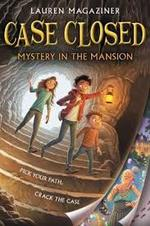 Case Closed #1: Mystery in the Mansion book