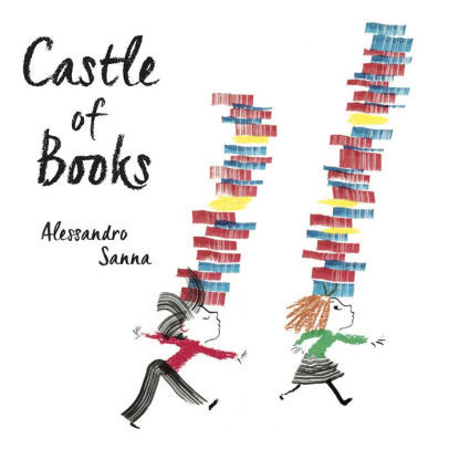 Castle of Books book