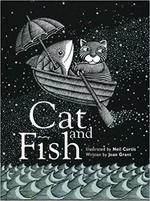 Cat and Fish book