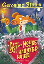 Cat and Mouse in a Haunted House book
