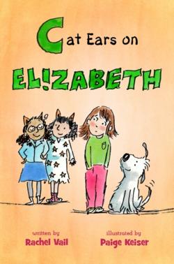 Cat Ears on Elizabeth book