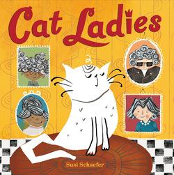Cat Ladies book
