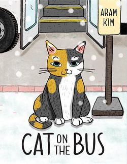 Cat on the Bus book