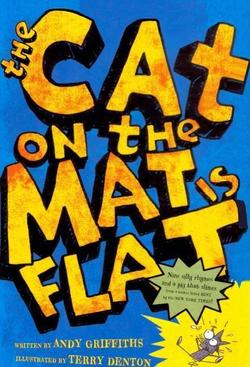 Cat on the Mat is Flat book