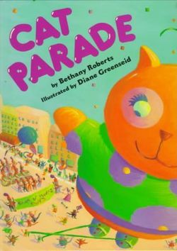 Cat Parade book