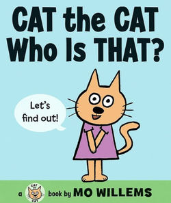 Cat the Cat, Who Is That? book
