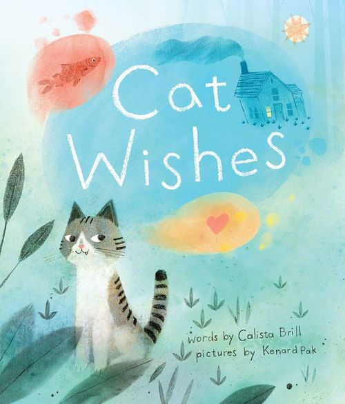 Cat Wishes book