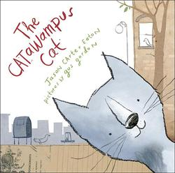 Catawampus Cat book