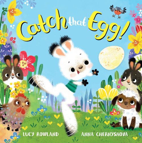 Catch That Egg! book