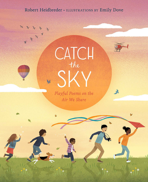 Catch the Sky: Playful Poems on the Air We Share book