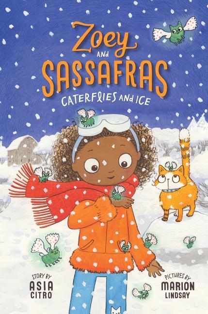 Caterflies and Ice book