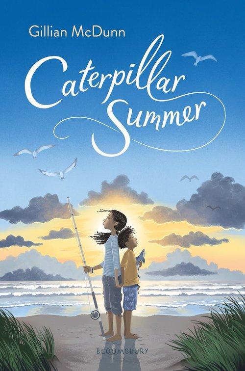 Caterpillar Summer book