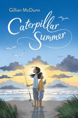 Caterpillar Summer book