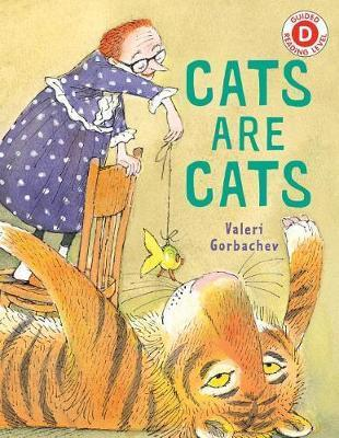 Cats Are Cats book