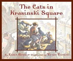 Cats in Krasinski Square book