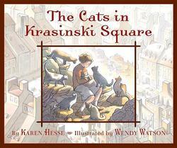 Cats in Krasinski Square book