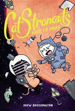 Catstronauts: Race to Mars book